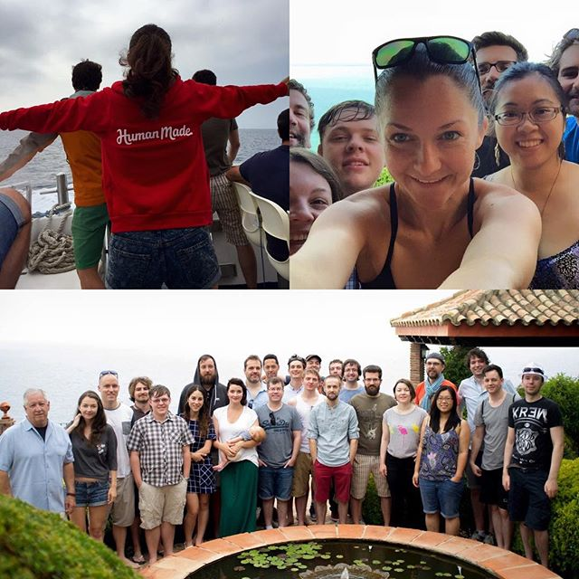 Missing the faces of my fellow Humans since getting back home. Grateful for Slack! @humanmadeltd #hmretreat