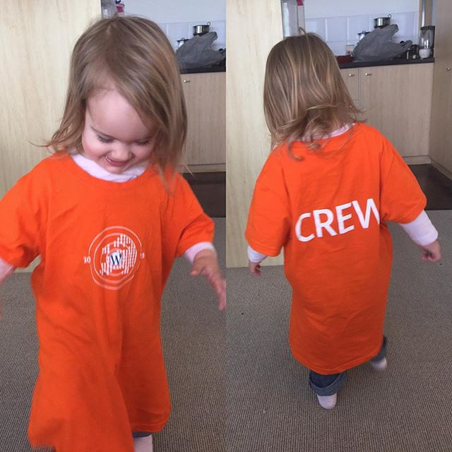Isla modelling the finest in #WCEU fashion