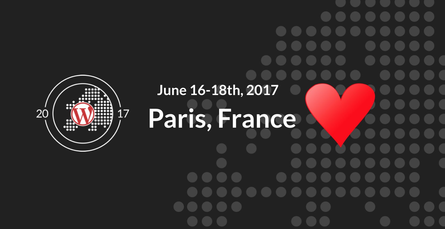RT @WCEurope: We're excited to…